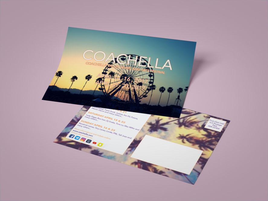 COACHELLA _ PRINT