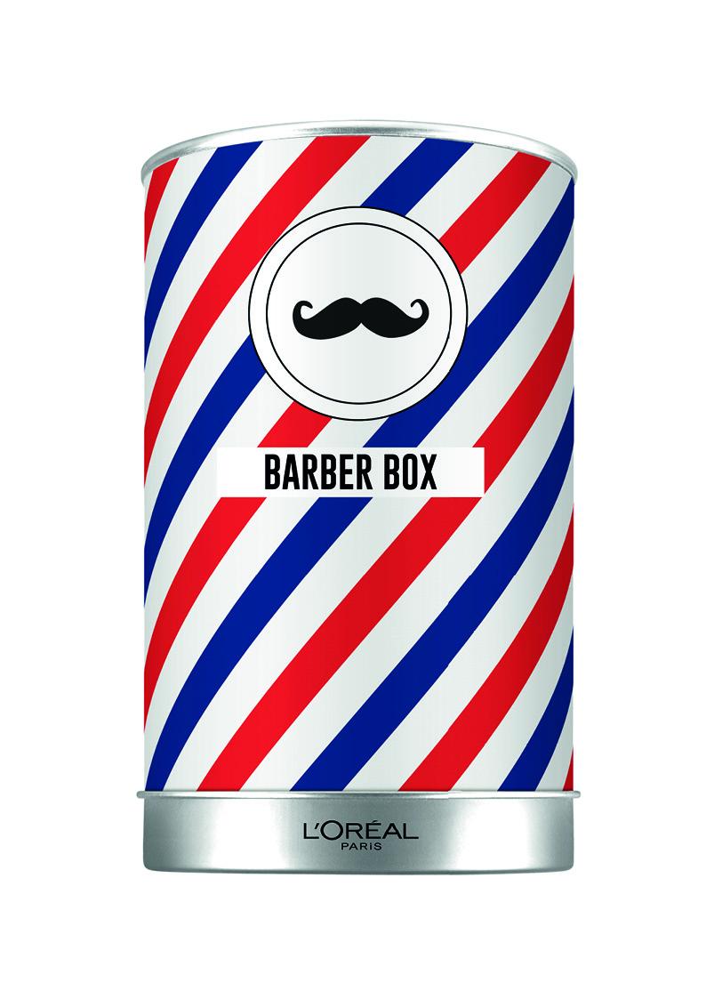 BARBER BOX _ L'ORÉAL